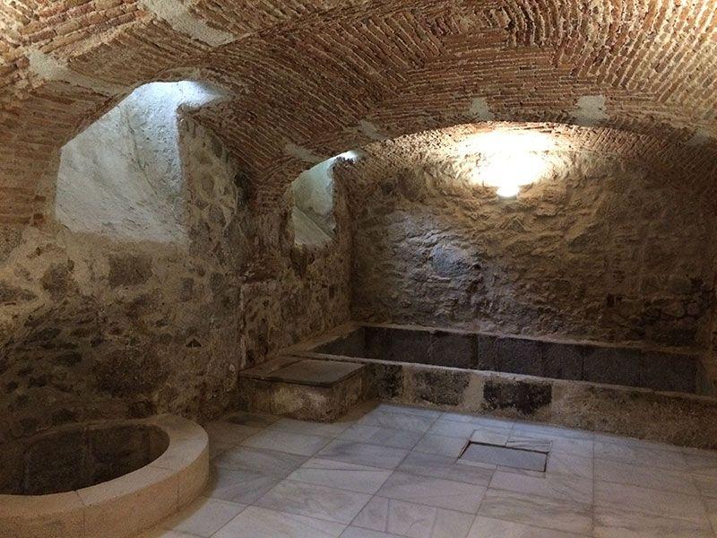 Qué ver en el Valle del Ambroz - Extremadura - Termas romanas