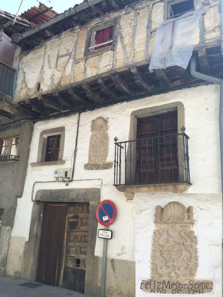 Qué ver en Garganta La Olla - Casa de Félix Mesón Gómez