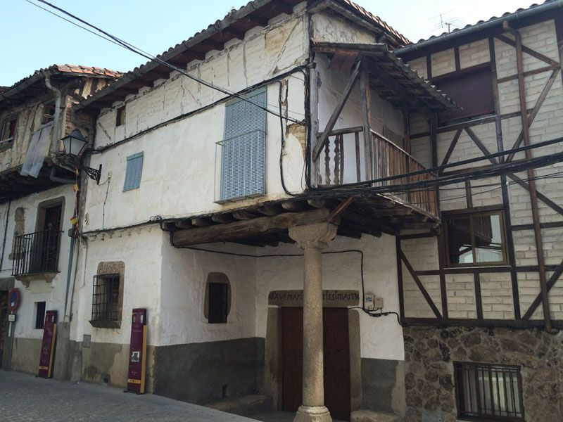 Qué ver en Garganta La Olla - Casa de Postas