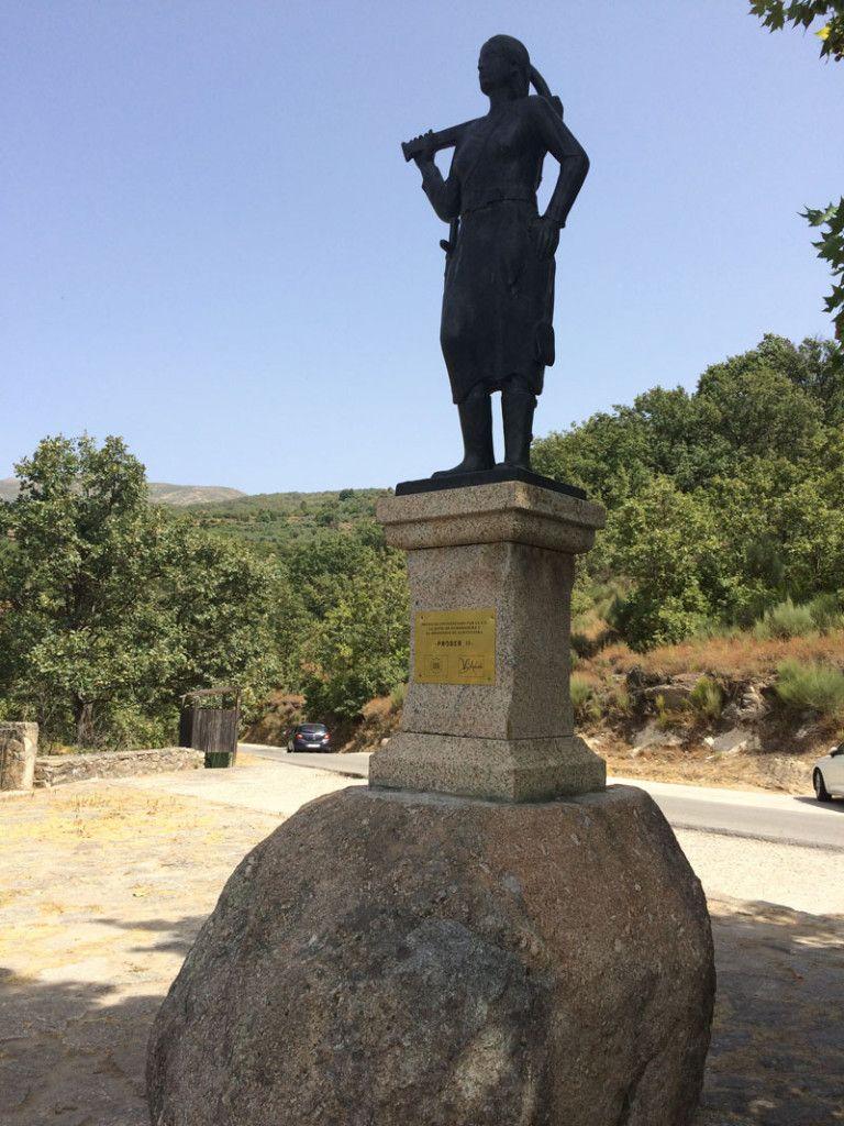 Qué ver en Garganta La Olla - Mirador de La Serrana