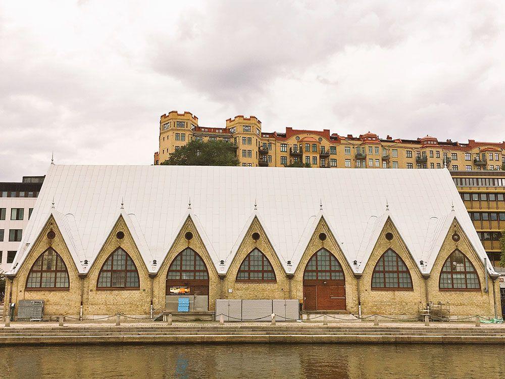 Qué ver en Gotemburgo - Iglesia del Pescado