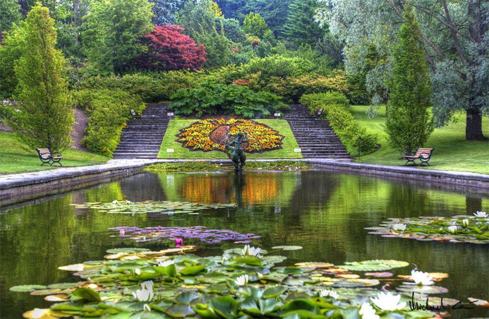 Qué ver en Gotemburgo - Jardín Botánico