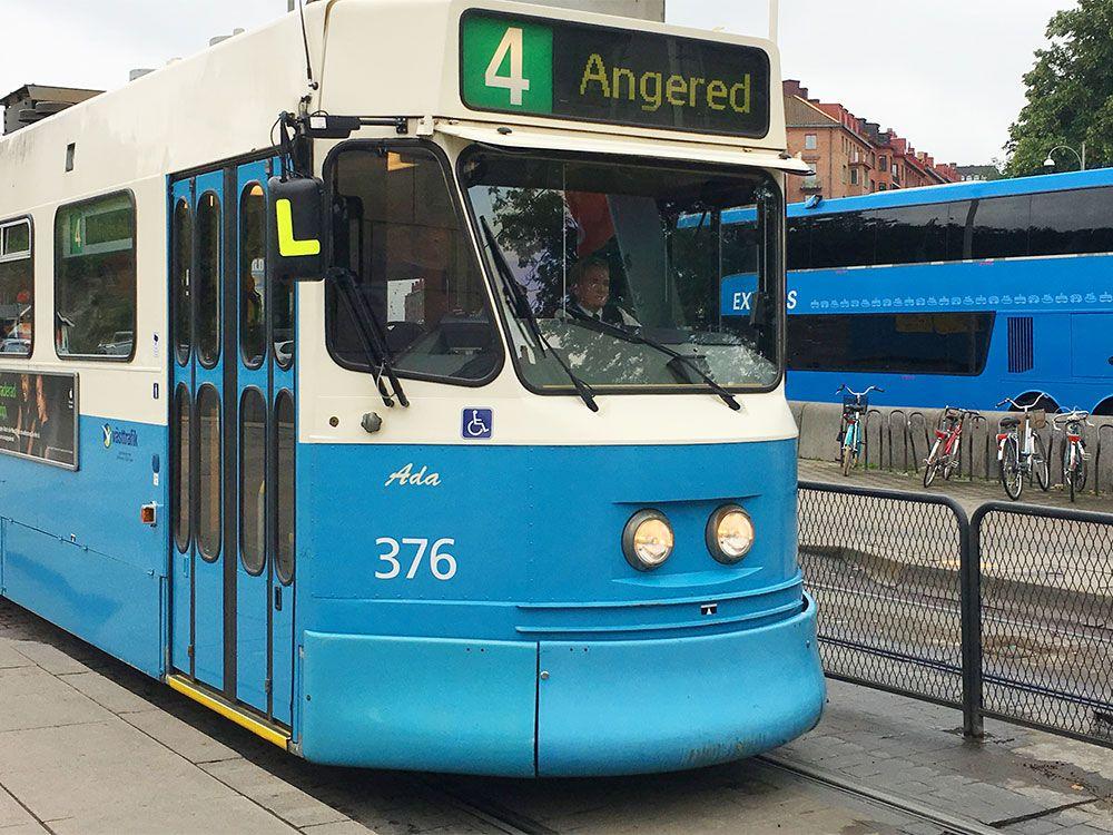 Qué ver en Gotemburgo - Museo del Tranvía