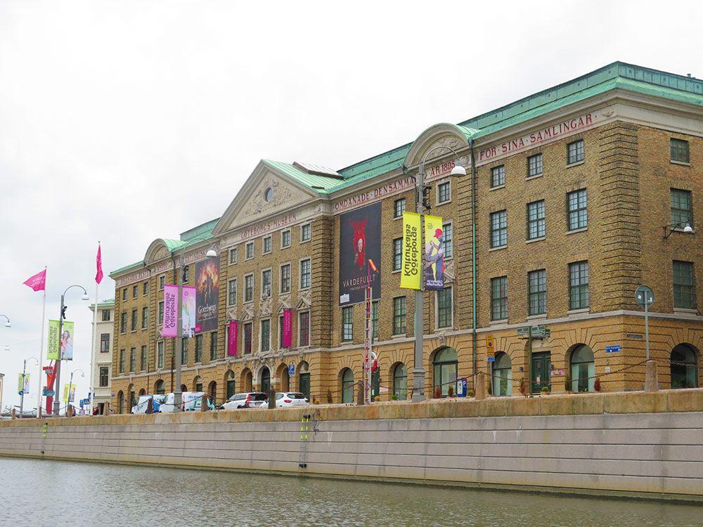 Qué ver en Gotemburgo - Paseo en barco