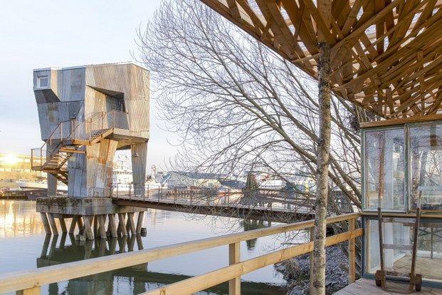 Qué ver en Gotemburgo - Sauna pública