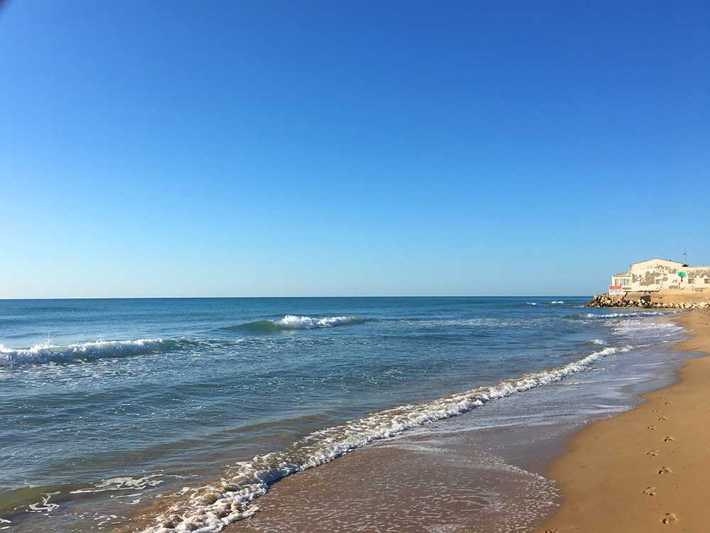 Qué ver en Guardamar - Playa de Guardamar