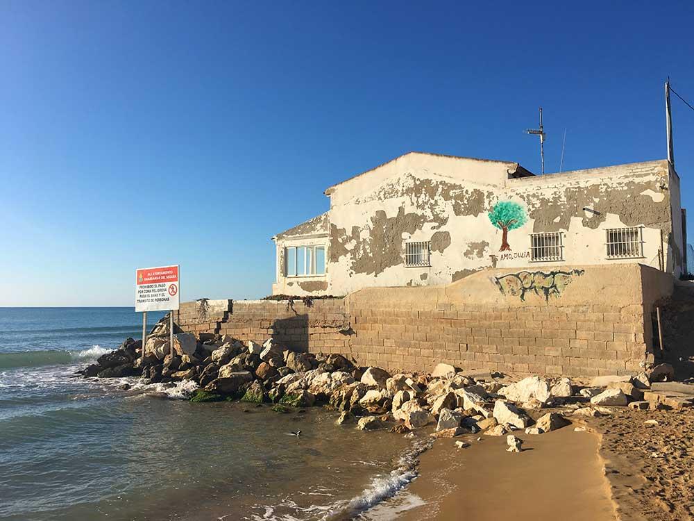 Qué ver en Guardamar - Casas de la Babilonia