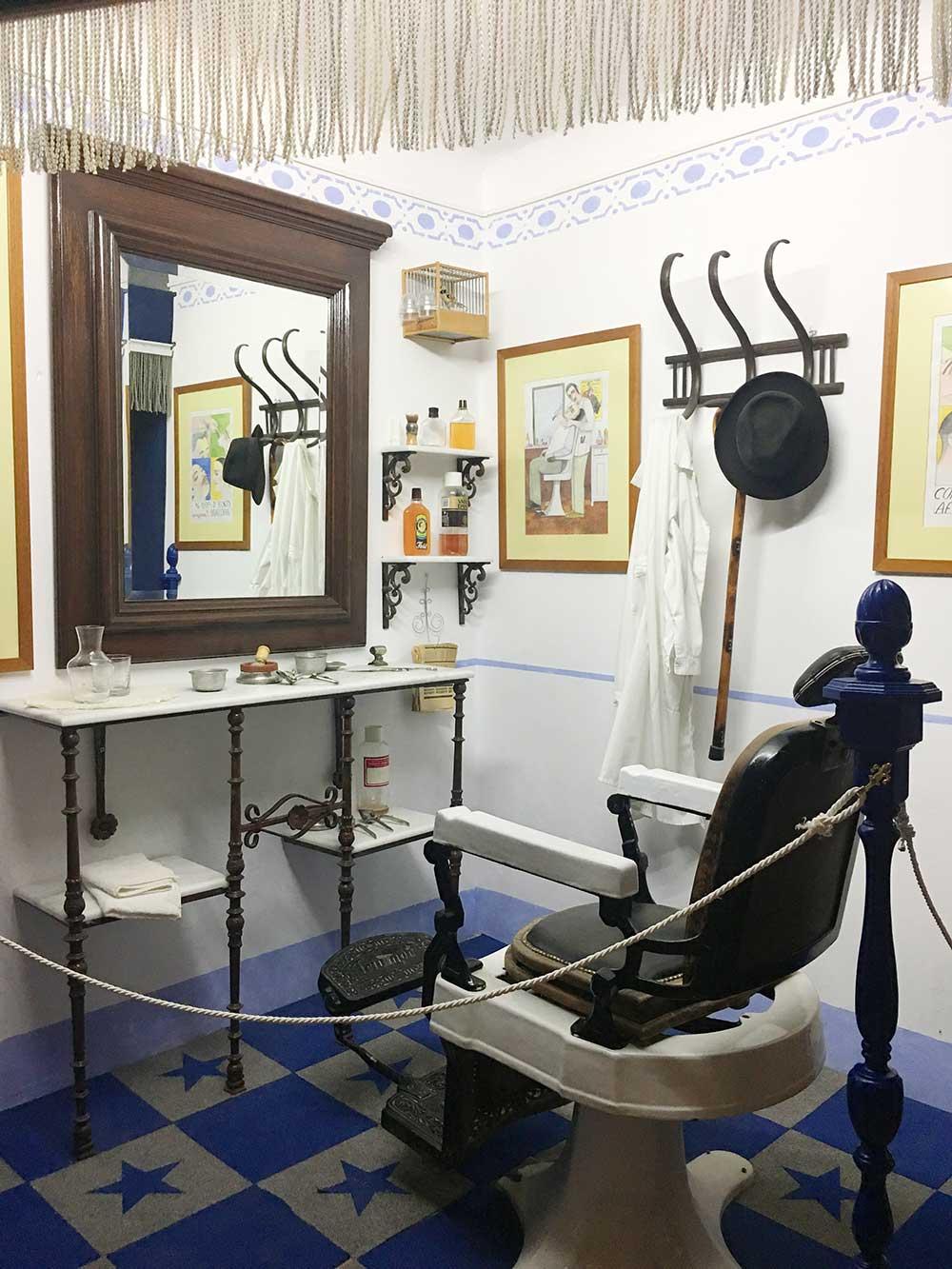 Qué ver en Iznájar - Barbería