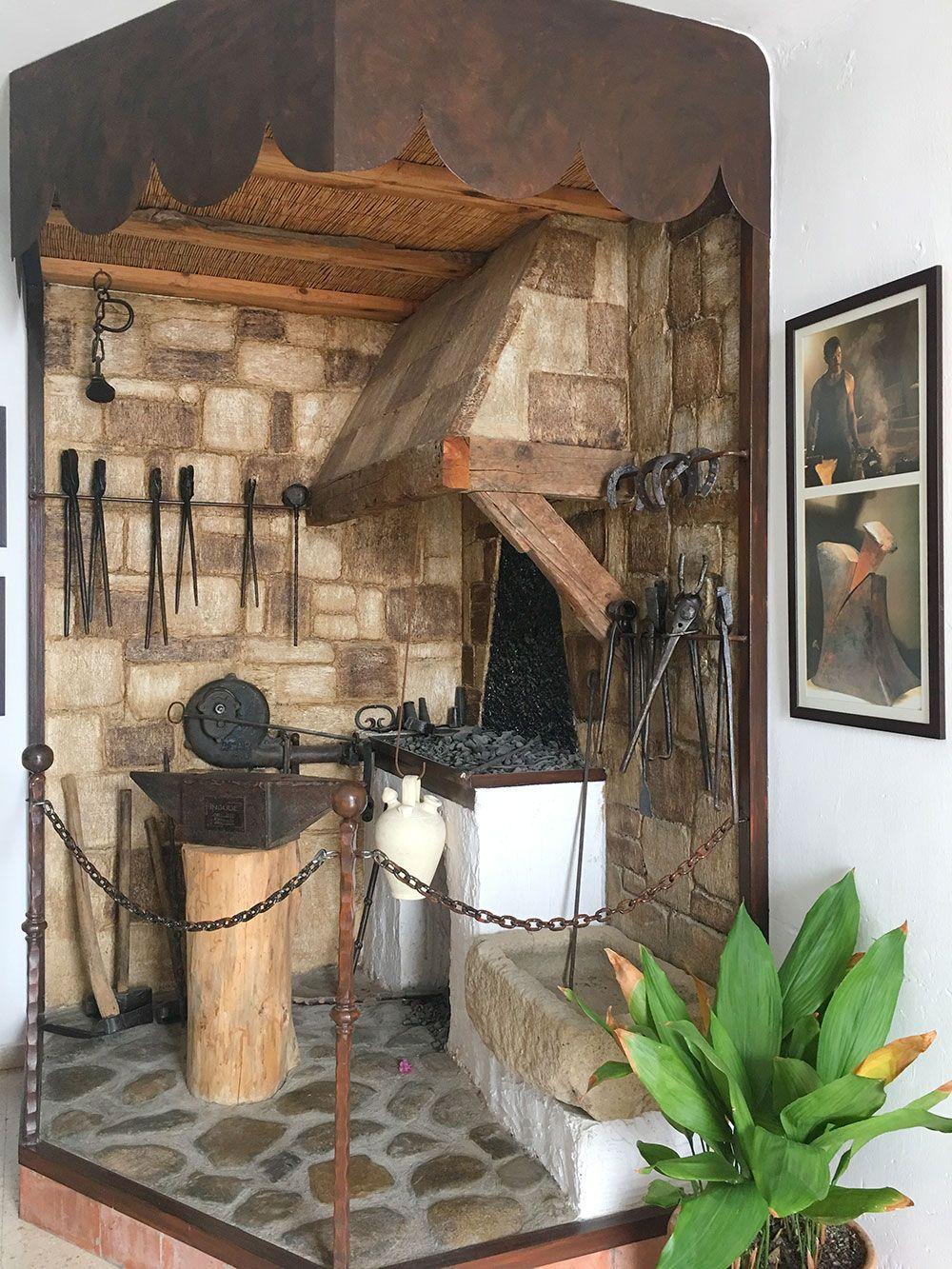 Qué ver en Iznájar - Fragua