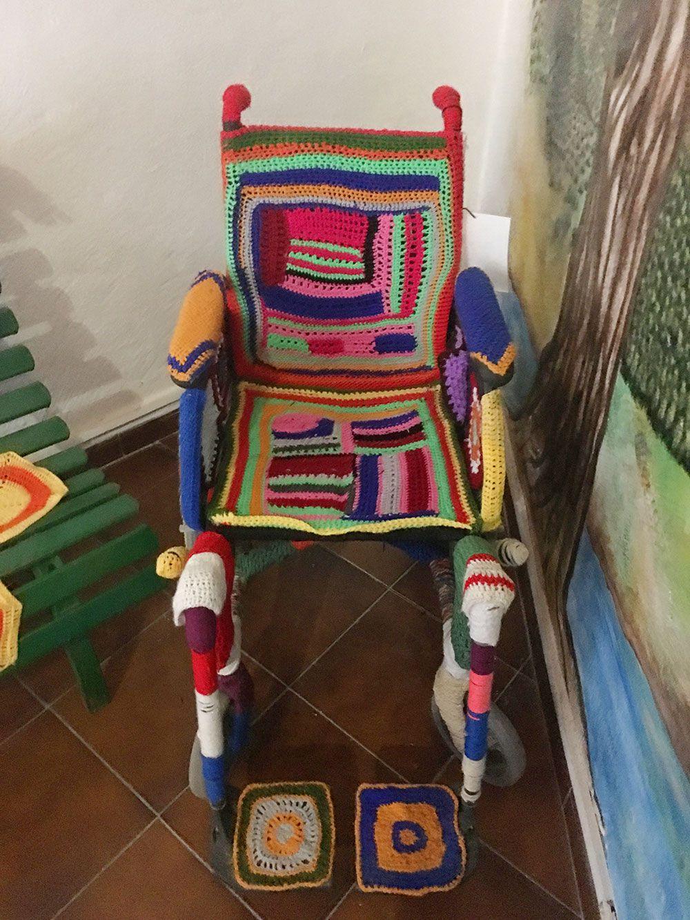 Qué ver en Iznájar - Knitting