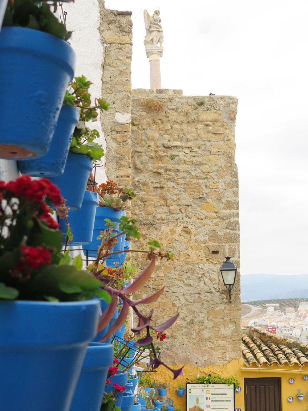 Qué ver en Iznájar - Torre de San Gabriel