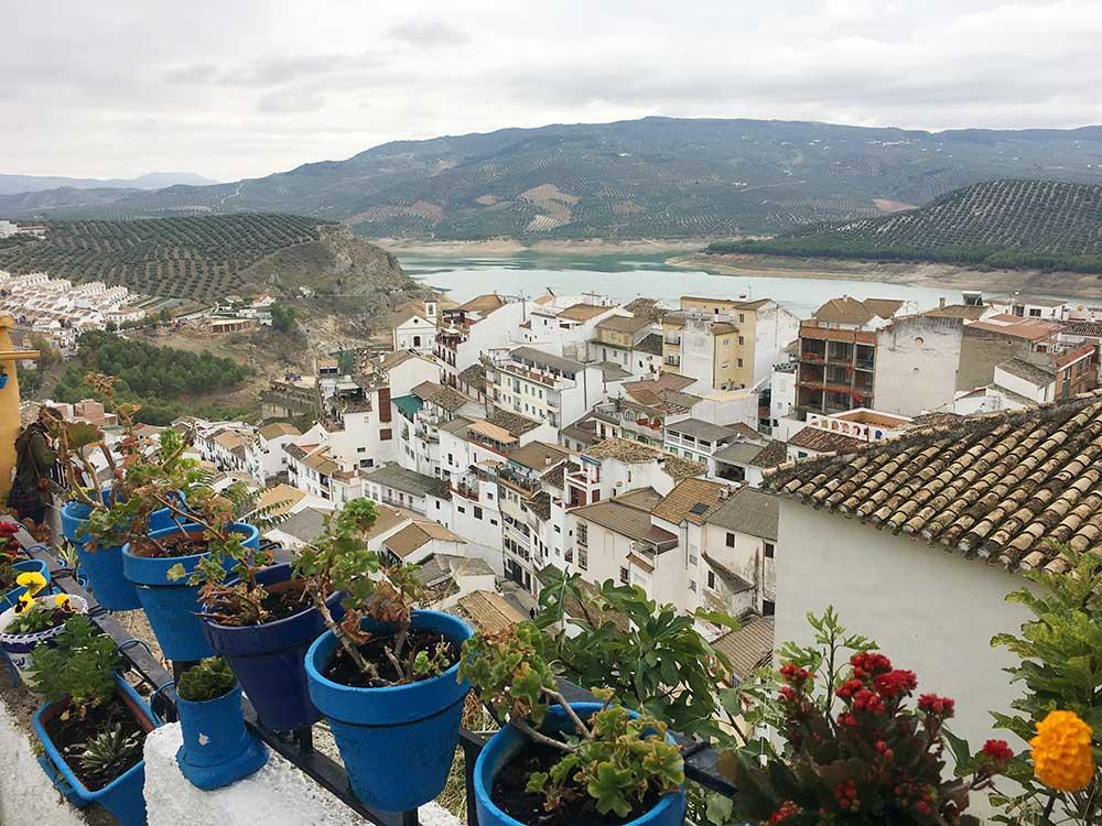 Qué ver en Iznájar - Vistas de Iznájar