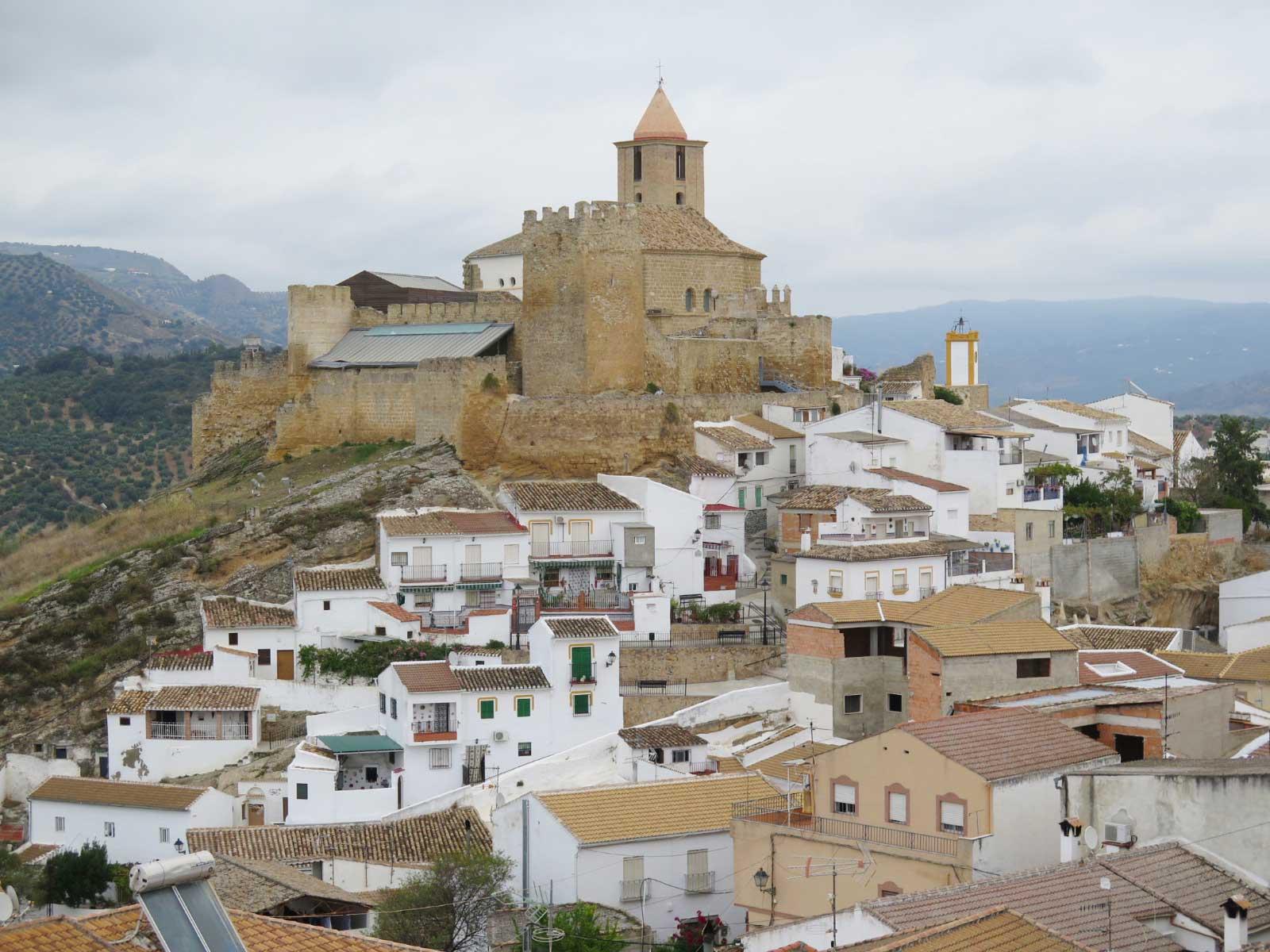 Qué ver en Iznájar - Vistas