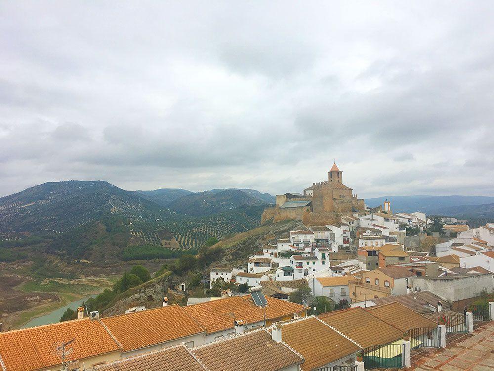 Qué ver en Iznájar - Mirador Cruz de San Pedro