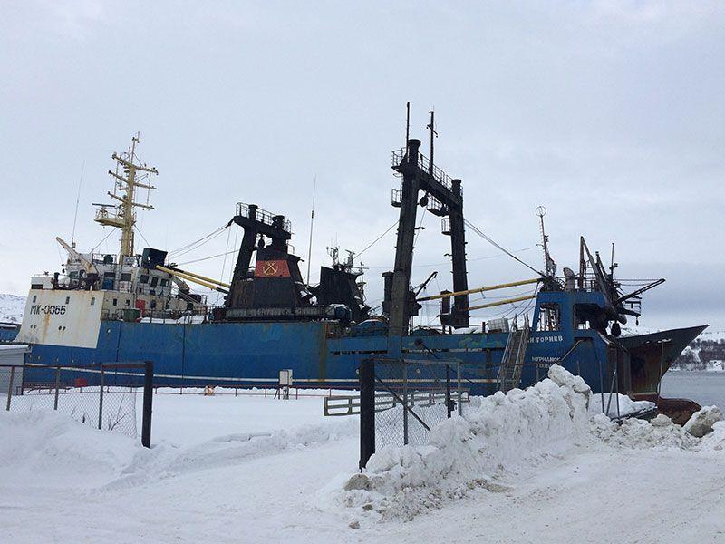 Qué ver en Kirkenes - Laponia Noruega - Mercante