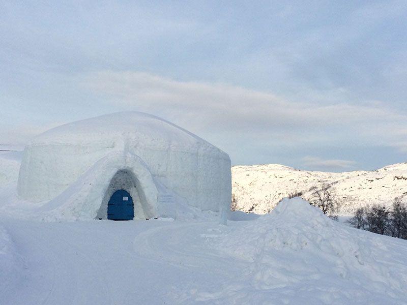 Qué ver en Kirkenes - Laponia Noruega - Snow Hotel