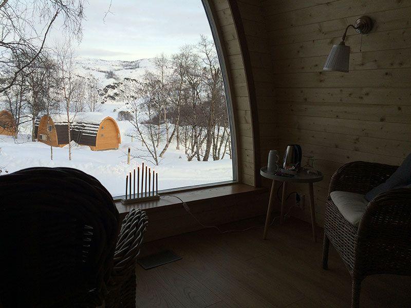 Qu ver en kirkenes el ltimo rinconcito de laponia noruega for Kirkenes snow hotel gamme cabins