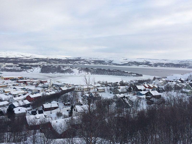 Qué ver en Kirkenes - Laponia Noruega - Panorámica