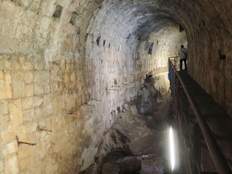 Qué ver en la Sierra de Cazorla, Segura y Las Villas - Bóveda de la iglesia