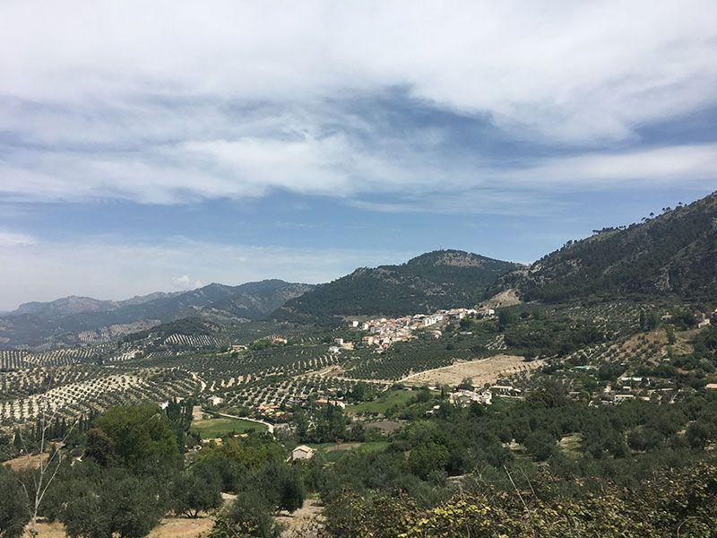 Qué ver en la Sierra de Cazorla, Segura y Las Villas - Panorámicas de Jaén