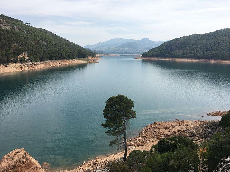 Qué ver en la Sierra de Cazorla, Segura y Las Villas - Embalse del Tranco