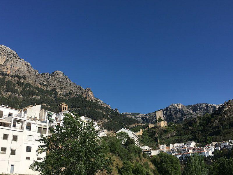 Qué ver en la Sierra de Cazorla, Segura y Las Villas - Vistas de Cazorla