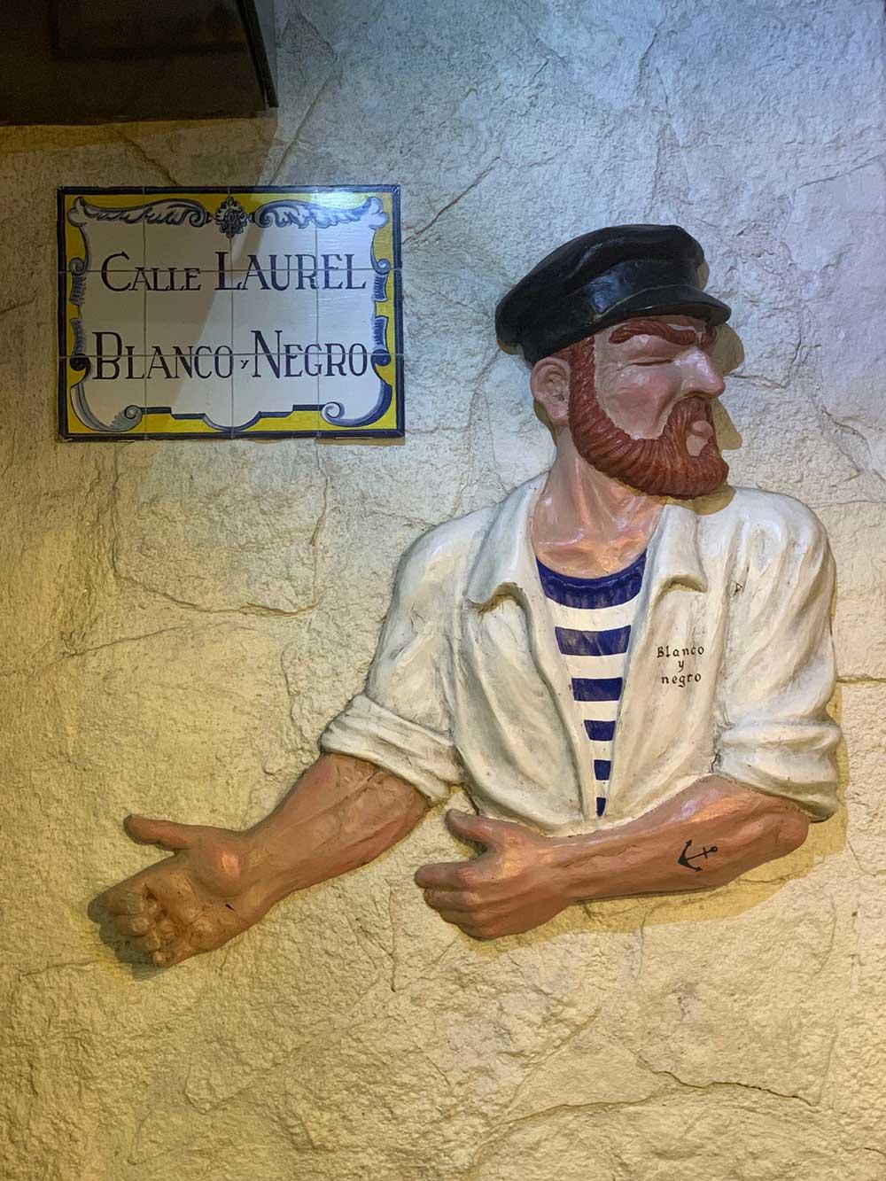 Los mejores pinchos de Logroño - Bar Blanco y Negro