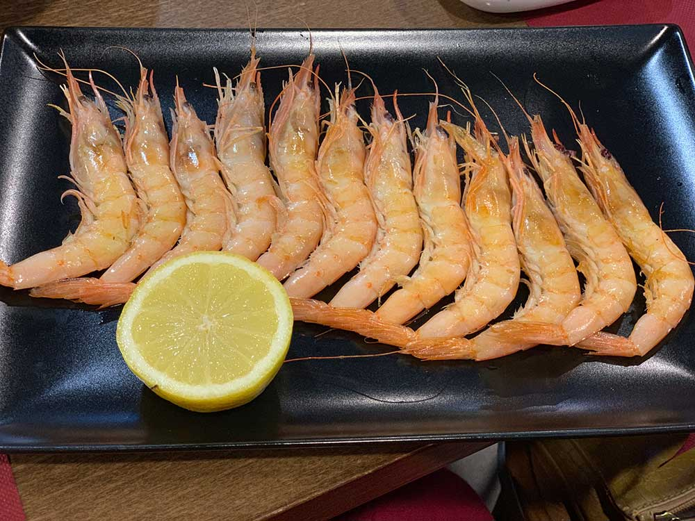 Qué hacer en Logroño en dos días - Marisquería La Lonja