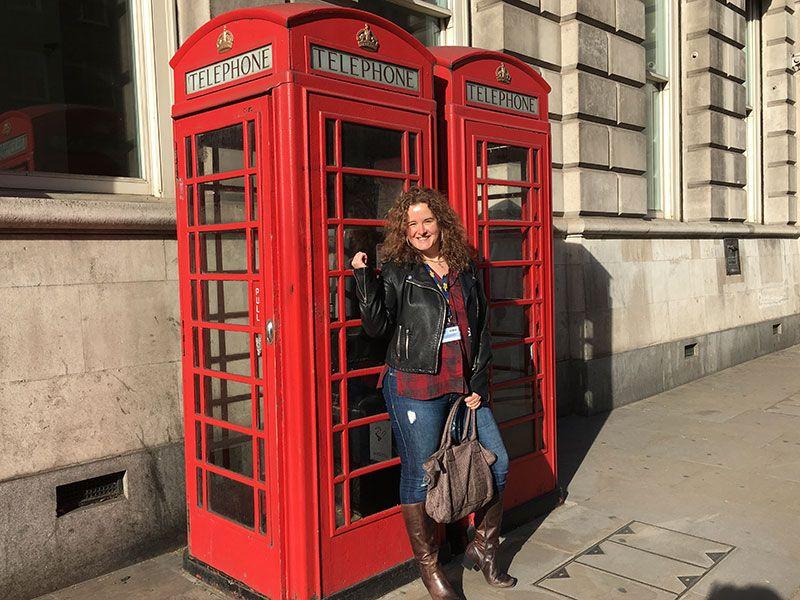 Qué ver en Londres en dos días - Iconos de la ciudad - Cabinas telefónicas