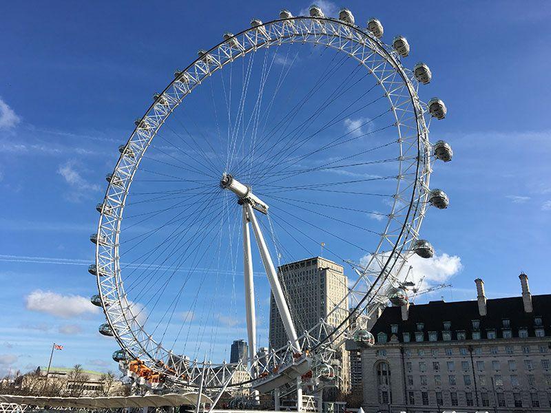 Qué ver en Londres en dos días - Iconos de la ciudad - London Eye