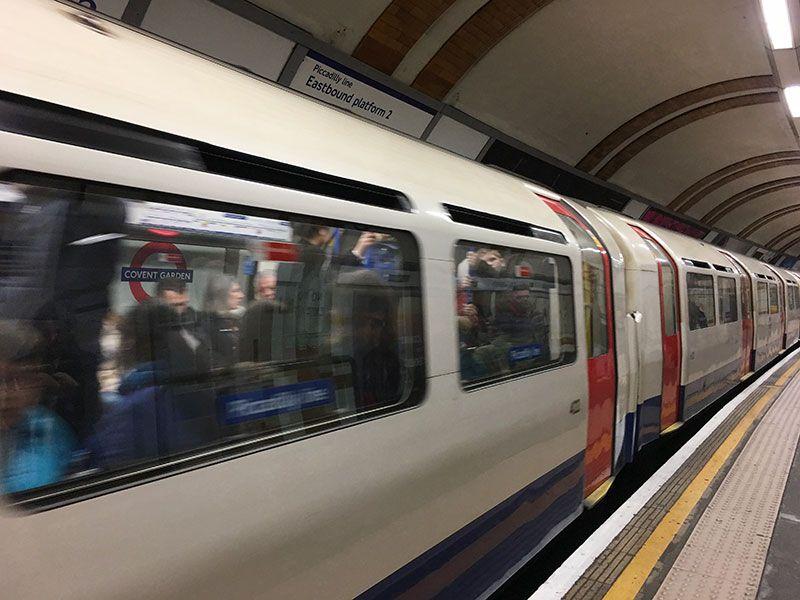 Qué ver en Londres en dos días - Iconos de la ciudad - Metro