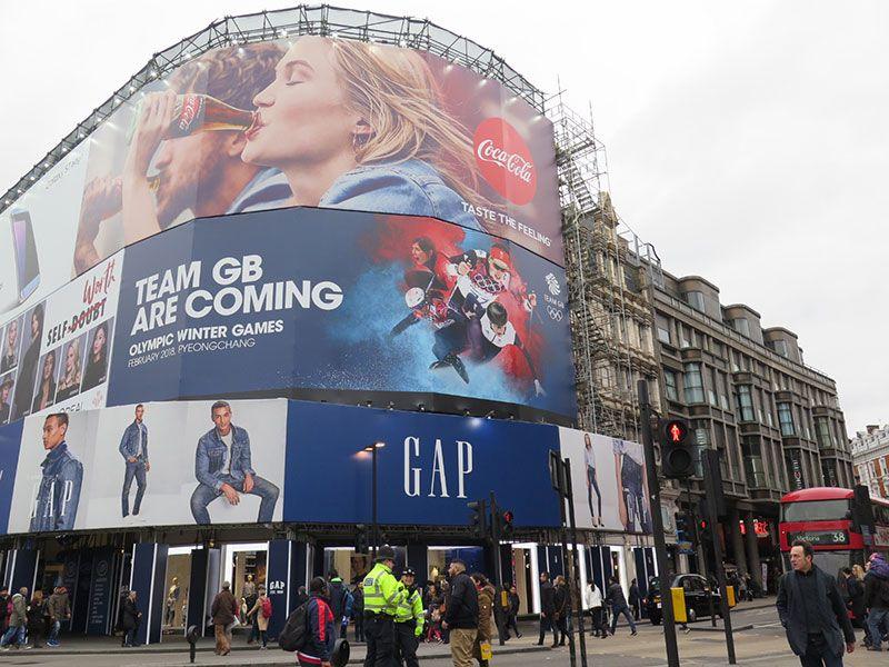 Qué ver en Londres en dos días - Iconos de la ciudad - Picadilly Circus