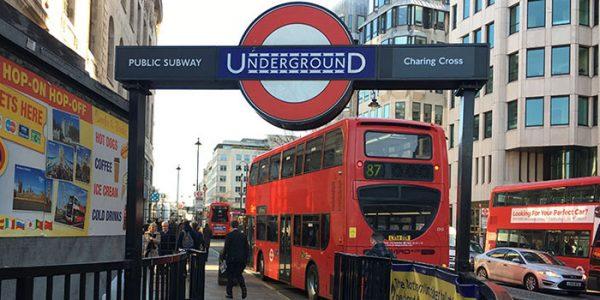 Londres en una postal, sus iconos. Parte 1