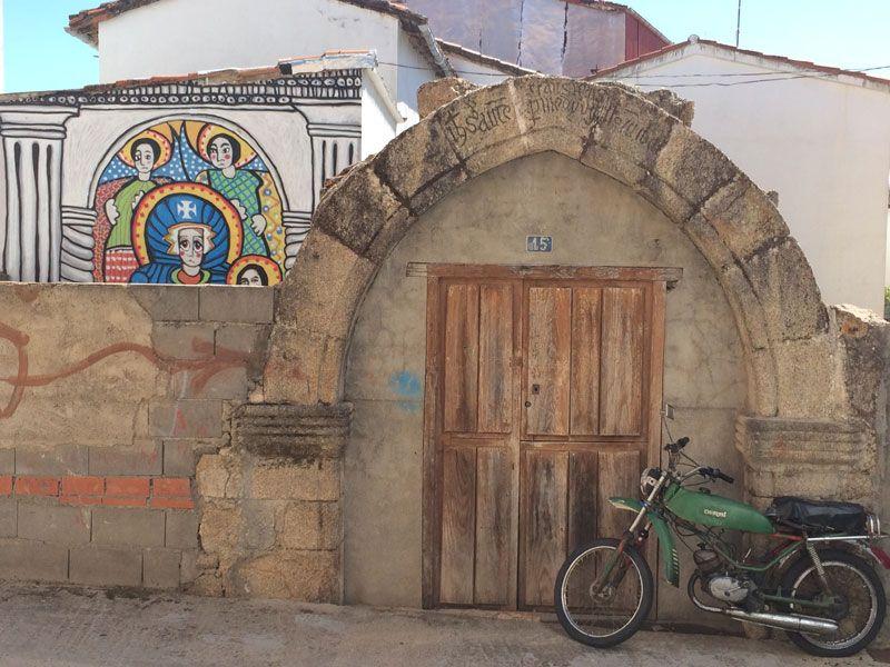 Qué ver en Losar de La Vera - Casco antiguo - Arco judío
