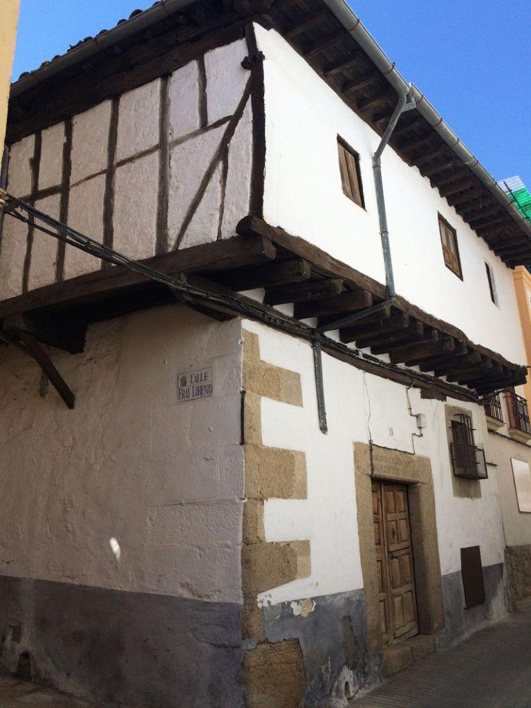Qué ver en Losar de La Vera - Casco antiguo - Casa