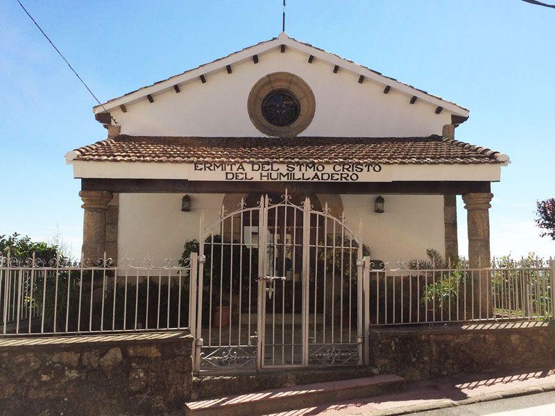 Qué ver en Losar de La Vera - Ermita del Stmo. Cristo del Humilladero