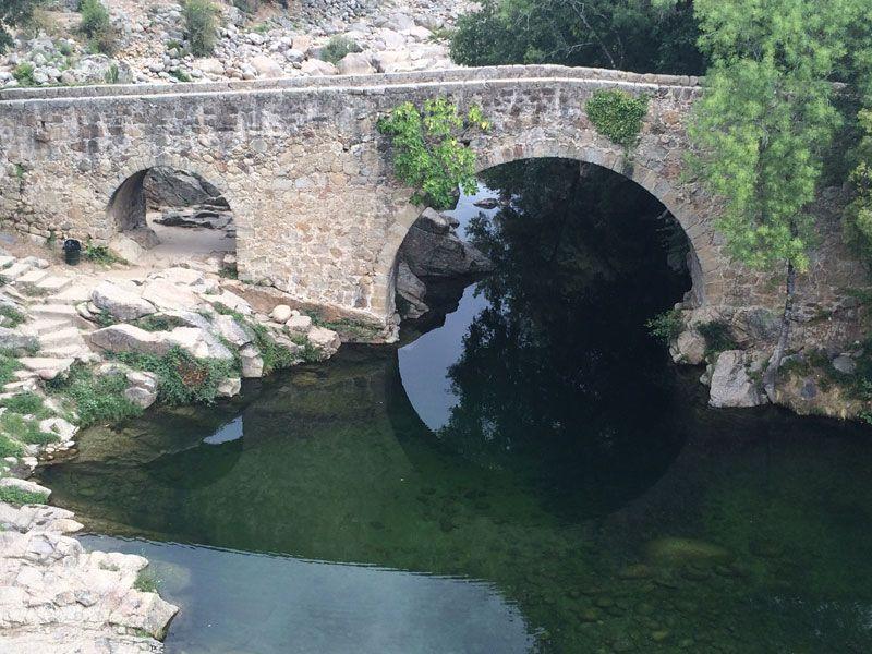 Qué ver en Losar de La Vera - Puente de Cuartos