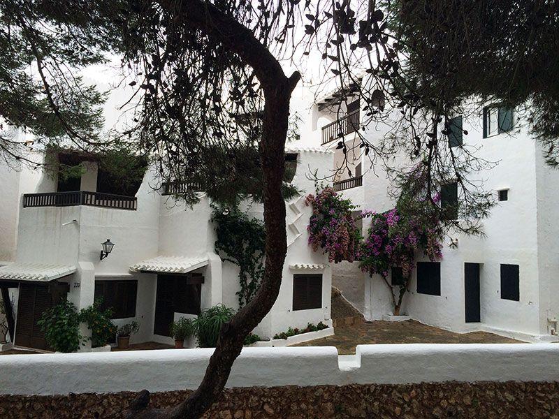 Qué ver en Menorca - Binibeca, pueblo de pescadores - Placita