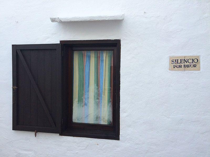 Qué ver en Menorca - Binibeca, pueblo de pescadores - Silencio