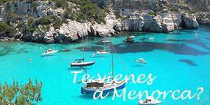 Qué ver en Menorca