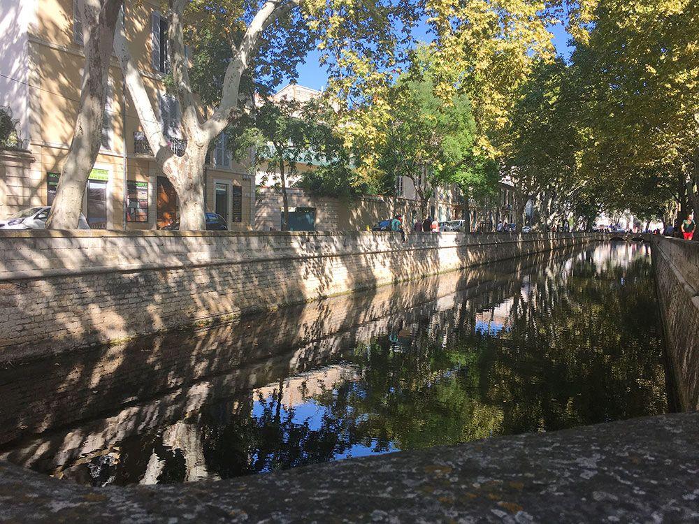 Qué ver en Nîmes - Canal