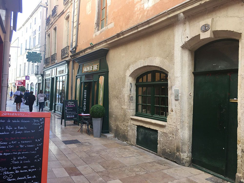 Qué ver en Nîmes - Centro histórico