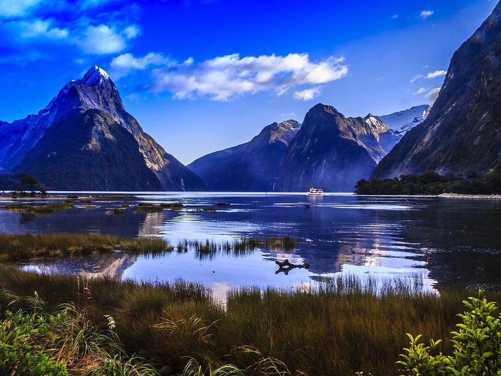 Qué ver en Oceanía - Fiordos Milford