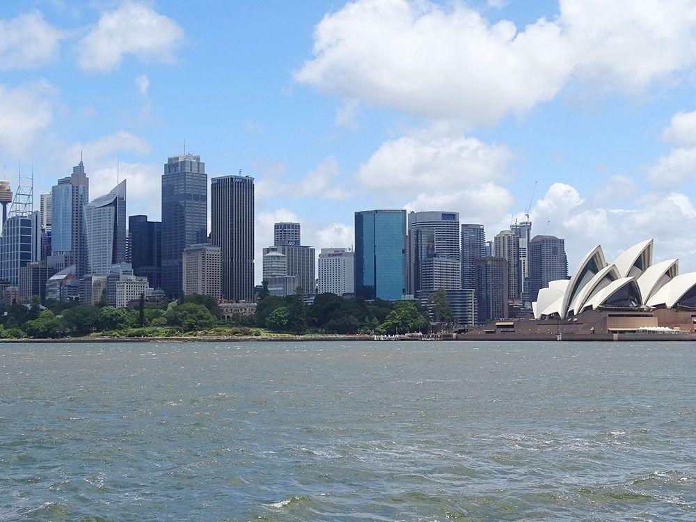 Qué ver en Oceanía - Sidney