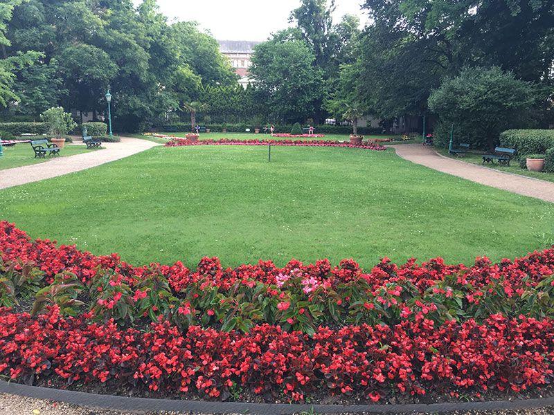 Qué ver en Pest - Budapest - Parque Karolyi