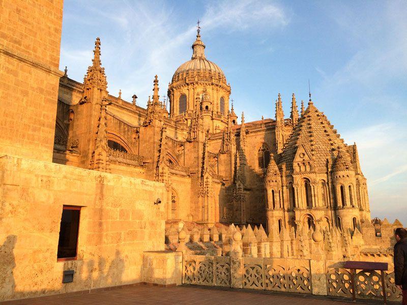 Qué ver en Salamanca en un día - La Catedral