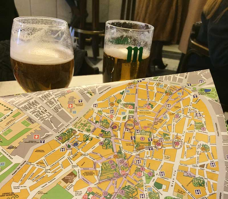 Qué ver en Salamanca en un día - Café Novelty