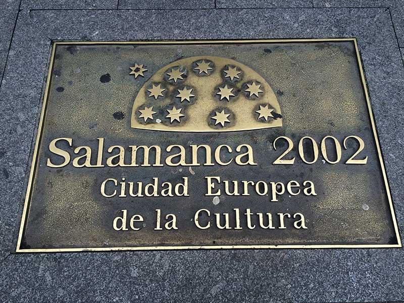 Qué ver en Salamanca en un día - Ciudad Europea de la Cultura