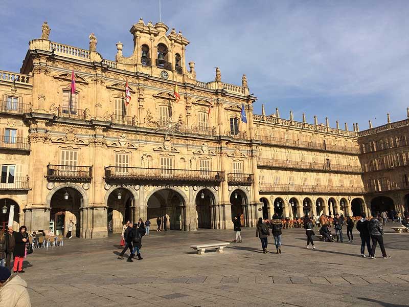 Qué ver en Salamanca en un día - Ayuntamiento de Salamanca