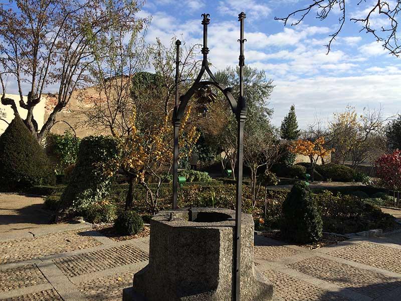Qué ver en Salamanca en un día - Pozo del Huerto de Calixto y Melibea